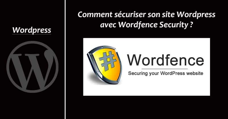 Wordpress avec Wordfence