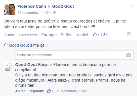 good gout_merci