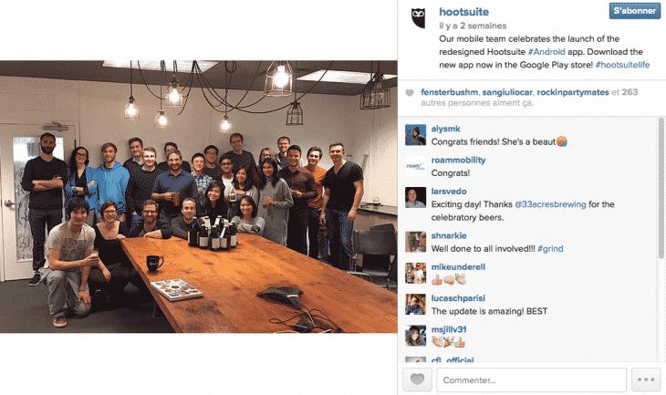 Hootsuite - Formation aux réseaux sociaux