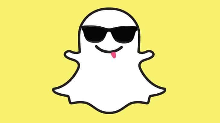 Snapchat gros logo