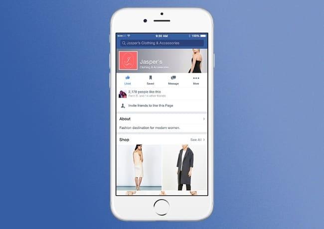 FacebookPagesShop