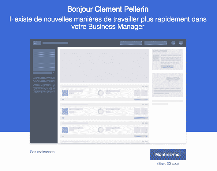 Refonte Business Manager Facebook 1
