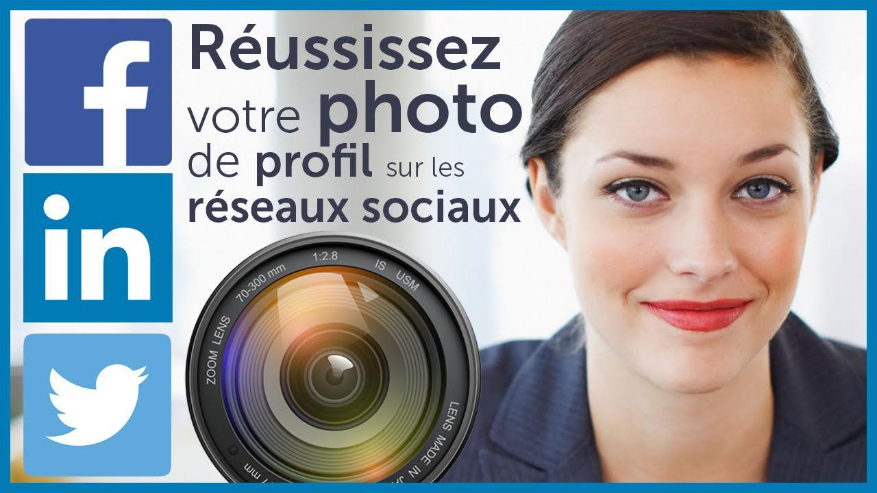 Photo de profil Reseaux Sociaux