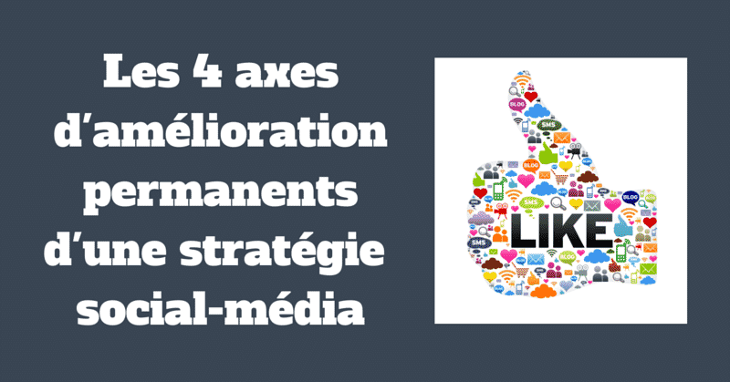 Amelioration Strategie Social Media