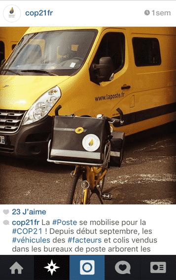 COP21instagramposte
