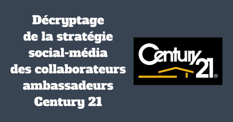 Social Media Century 21