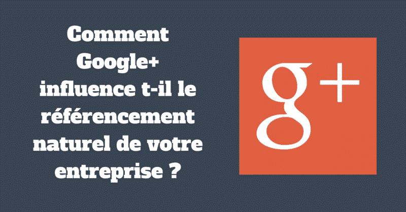 Google Plus Seo