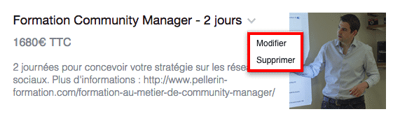 Services Facebook 2 Encadre Rouge