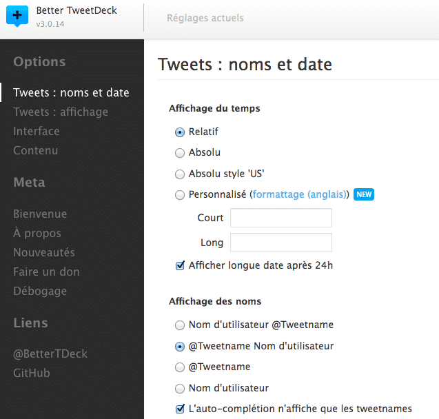 Better Tweetdeck 2