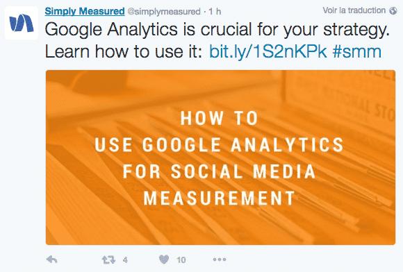 Visuel Twitter Simply Measured