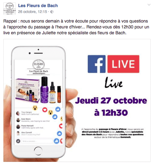 facebook-live-annonce