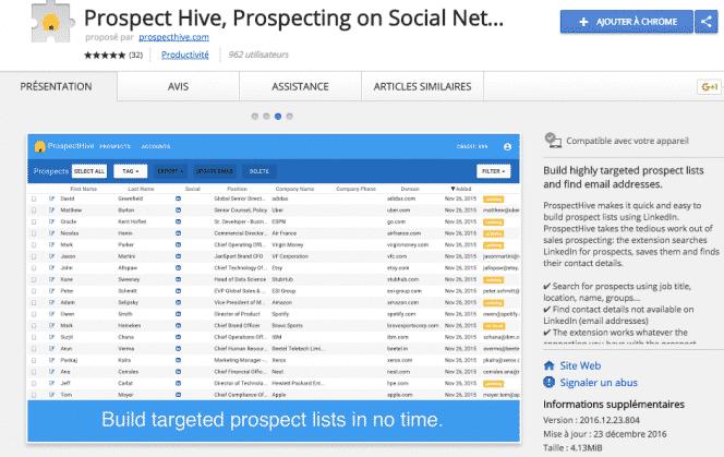 prospect-hive