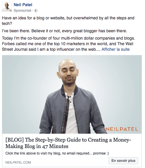 Blog Neil Patel