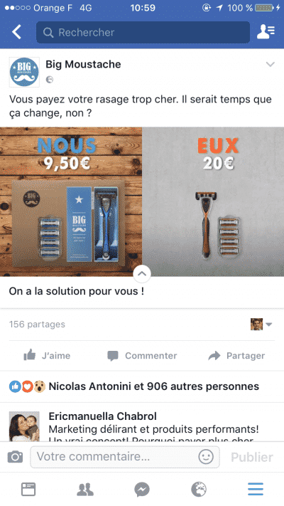 Canva Flux Actualites Facebook