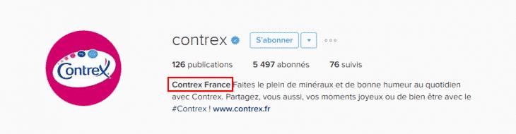 comment r u00e9diger une biographie de compte instagram efficace