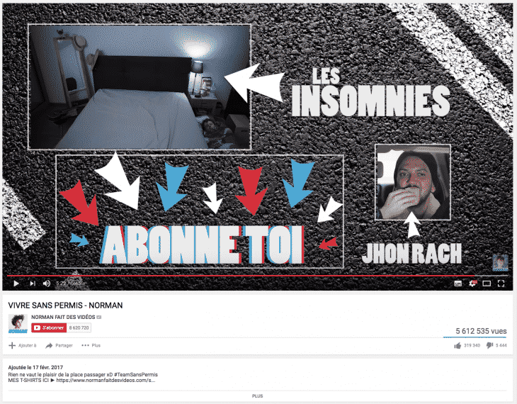 Annotations Youtube Norman