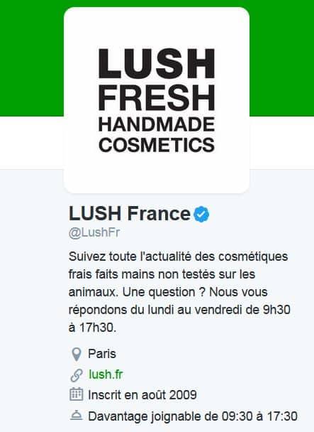 Lush France