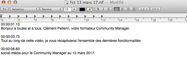 TextEdit Mac
