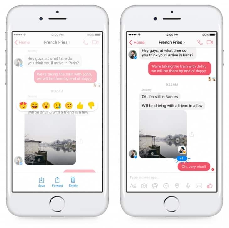 facebook-messenger-reaction