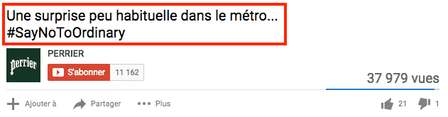 Perrier Titre Youtube