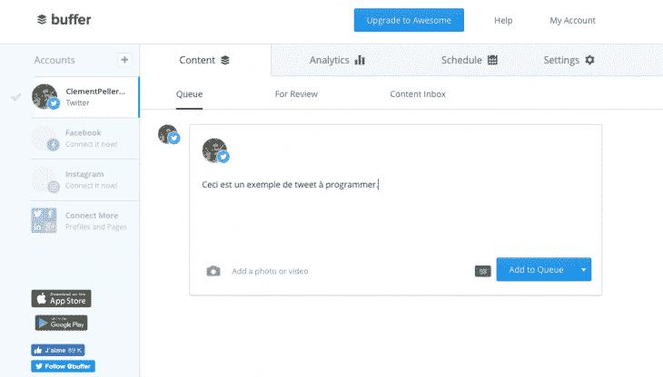 Tweet A Programmer