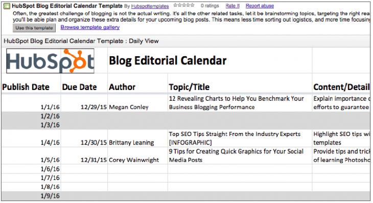 5 outils gratuits pour creer un calendrier editorial de community manager pellerin formation