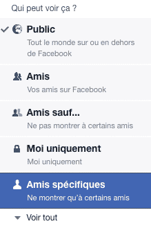 Amis Specifiques Facebook