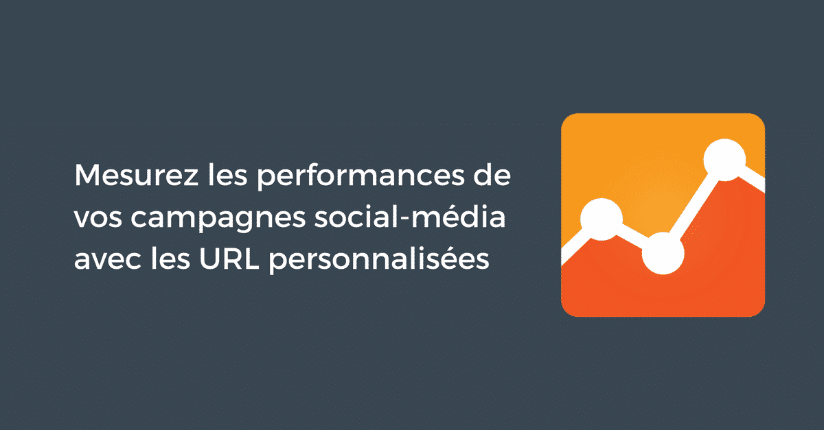 Google Analytics URL Personnalisees