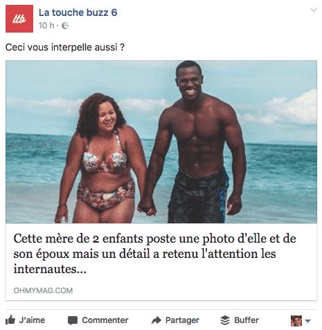 Clickbait Spam Facebook