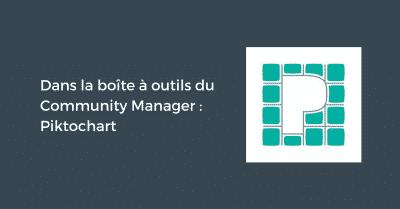 Outil Community Manager Piktochart