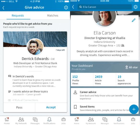 Mentorat LinkedIn 2
