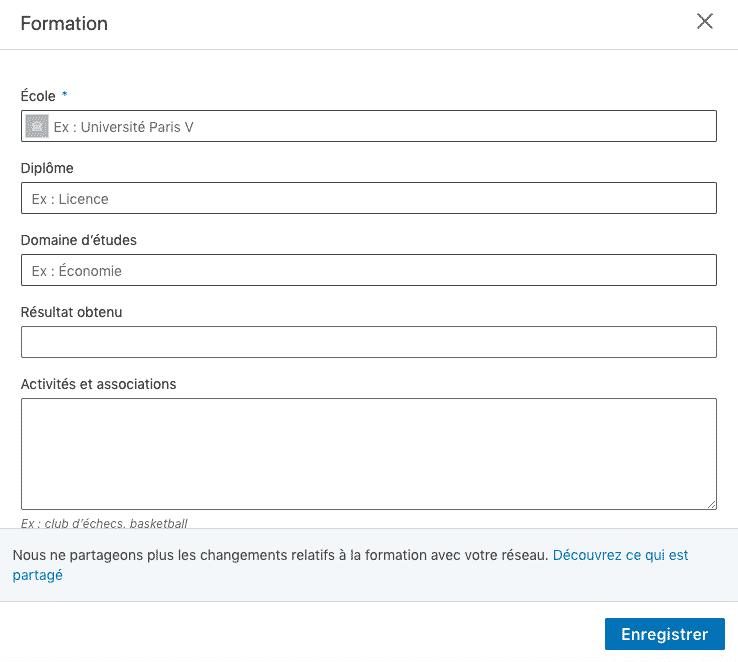 comment optimiser facilement votre profil personnel