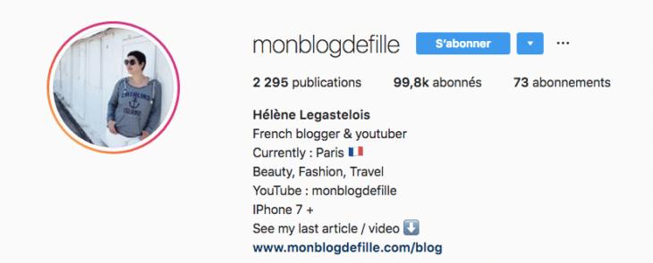 50 exemples concrets pour rédiger une biographie Instagram ...