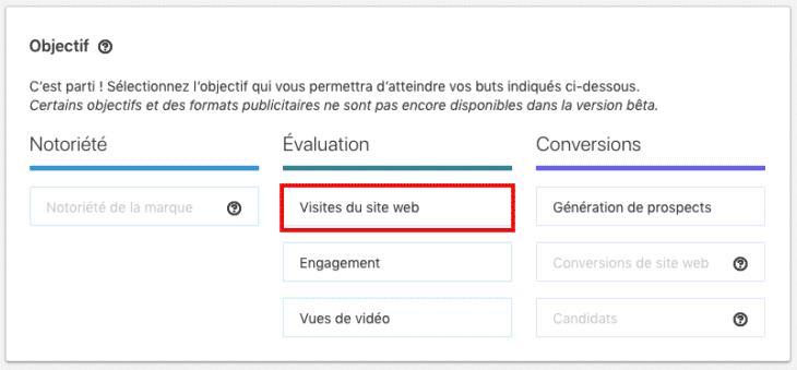Choix-Objectif-Visites-du-site-web-LinkedIn-e1551091299849